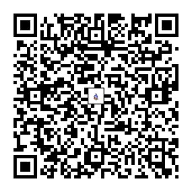 マネネのQRコード画像