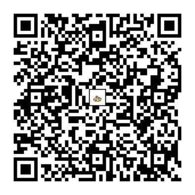 ヒポポタスのQRコード画像