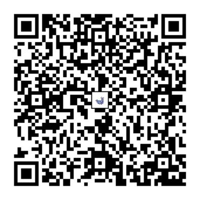 スコルピのQRコード画像