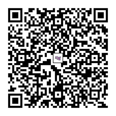 ドラピオンのQRコード画像