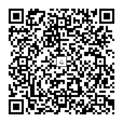 ユキカブリのQRコード画像
