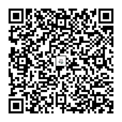 ユキノオーのQRコード画像