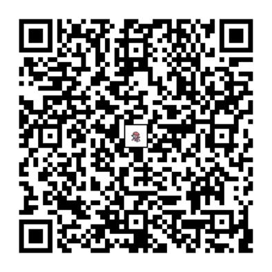 マニューラのQRコード画像