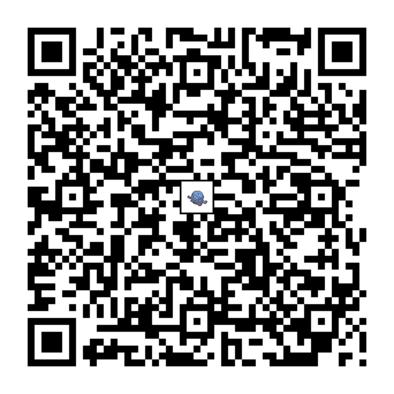 モジャンボのQRコード画像