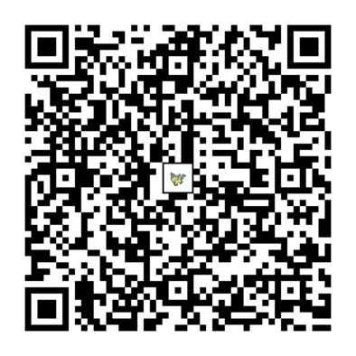 リーフィアのQRコード画像