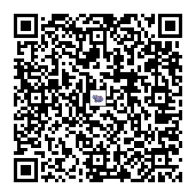 グライオンのQRコード画像