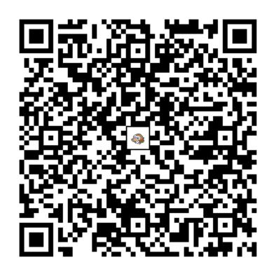 マンムーのQRコード画像