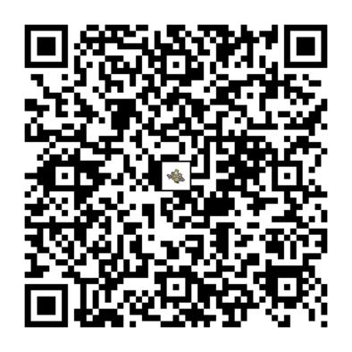 ヨノワールのQRコード画像