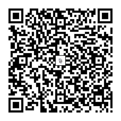ユキメノコのQRコード画像