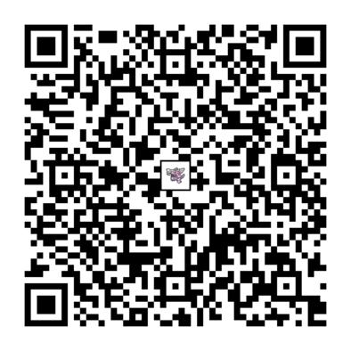 パルキアのQRコード画像