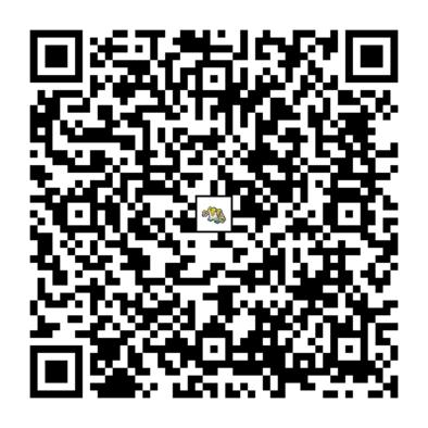 レジギガスのQRコード画像