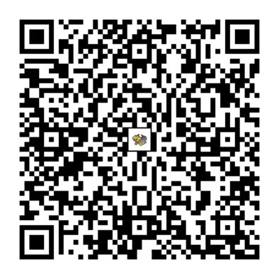 ギラティナのQRコード画像