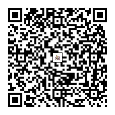 クレセリアのQRコード画像