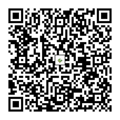 ジャノビーのQRコードの画像