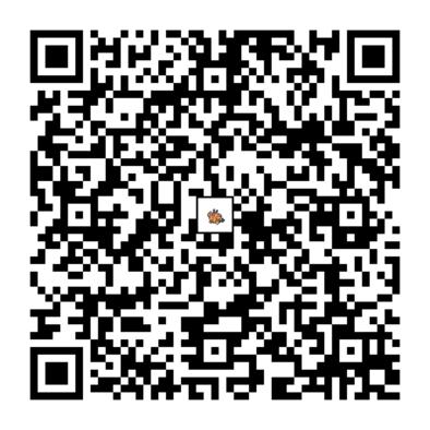 チャオブーのQRコードの画像