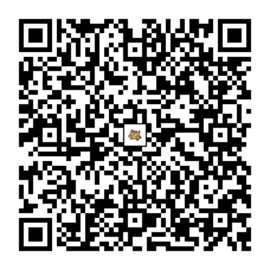エンブオーのQRコードの画像