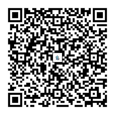 フタチマルのQRコードの画像