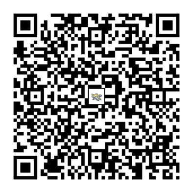 ダイケンキのQRコードの画像