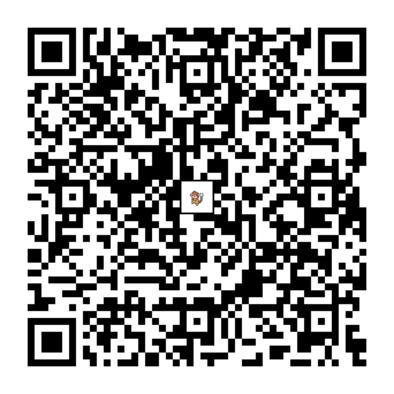 ミルホッグのQRコードの画像