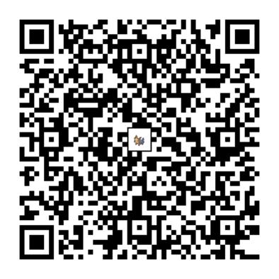 ハーデリアのQRコードの画像
