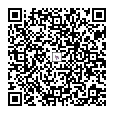 チョロネコのQRコードの画像