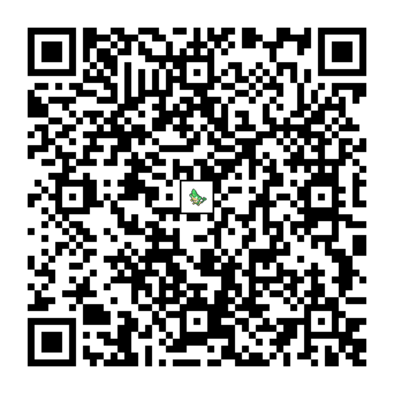 ヤナッキーのQRコードの画像