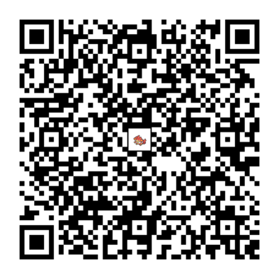 バオッキーのQRコードの画像