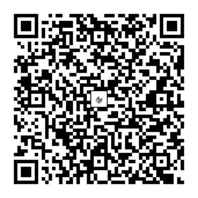 ハトーボーのQRコードの画像
