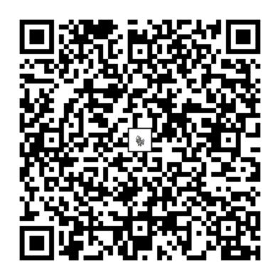 シママのQRコードの画像