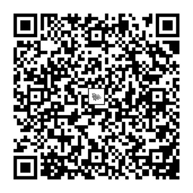 ゼブライカのQRコードの画像