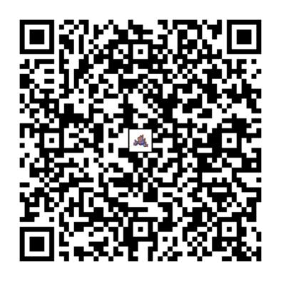 ギガイアスのQRコードの画像
