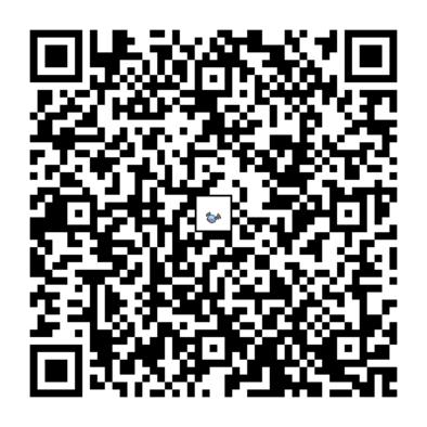 コロモリのQRコードの画像