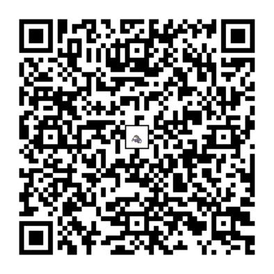 モグリューのQRコードの画像