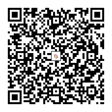 タブンネのQRコードの画像