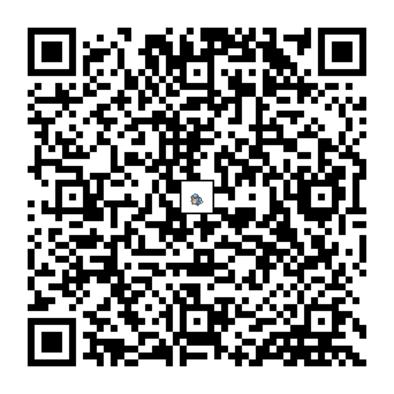 ガマガルのQRコードの画像