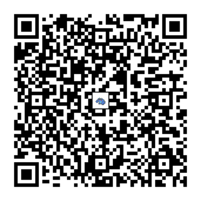 ガマゲロゲのQRコード