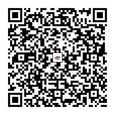 ナゲキのQRコードの画像