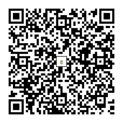 チュリネのQRコードの画像