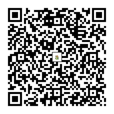 ドレディアのQRコードの画像