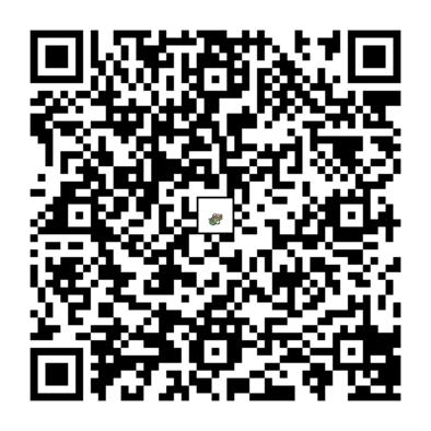 バスラオのQRコードの画像