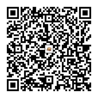 イワパレスのQRコードの画像