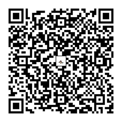 デスマスのQRコードの画像
