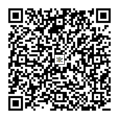 デスカーンのQRコードの画像