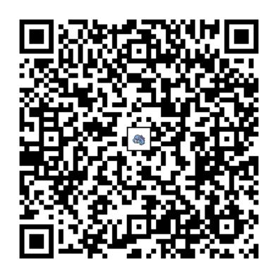 アバゴーラのQRコードの画像