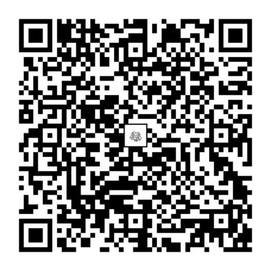 チラチーノのQRコードの画像