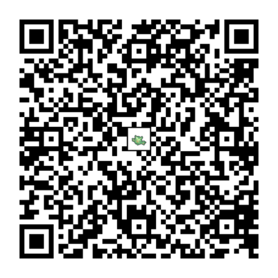ランクルスのQRコードの画像