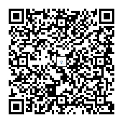 バニリッチのQRコードの画像