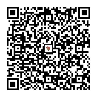 メブキジカのQRコードの画像