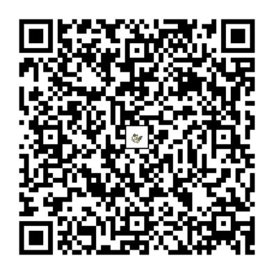 エモンガのQRコードの画像