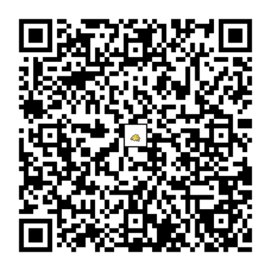 バチュルのQRコードの画像